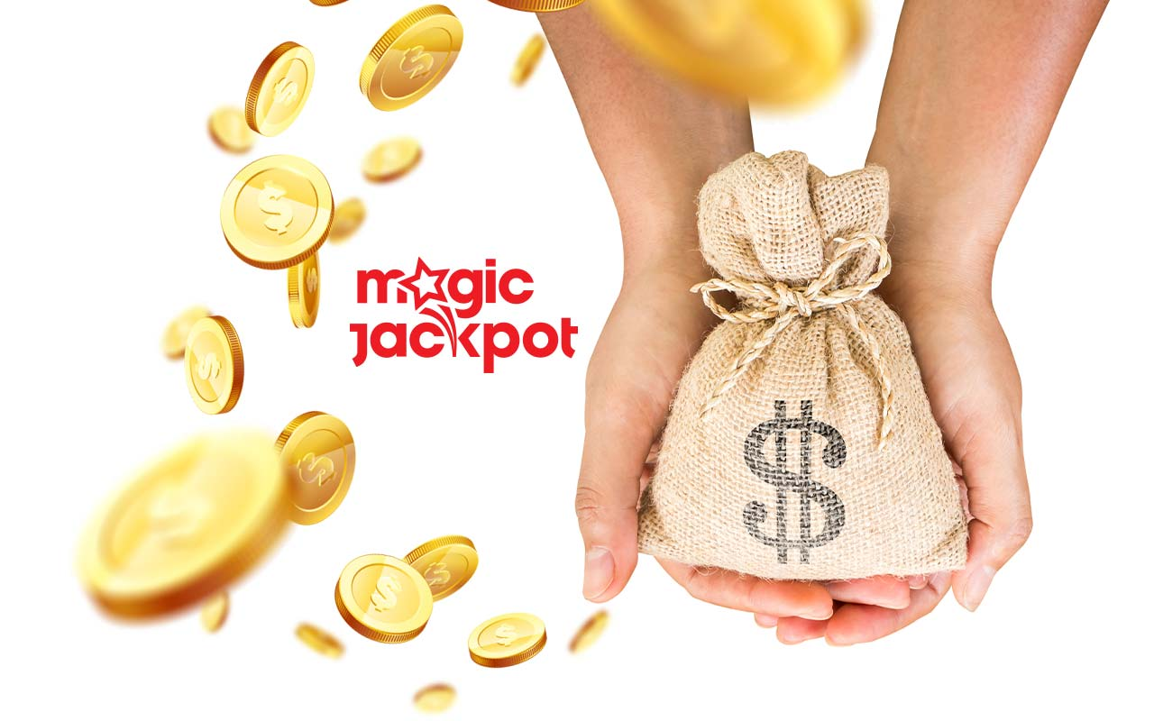 retragere magic jackpot