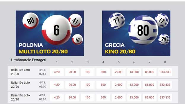 bingo casa pariurilor