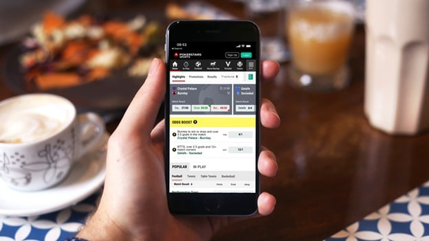 aplicație pokerstars