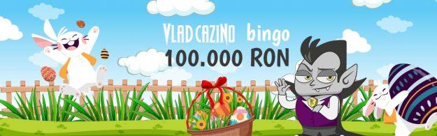 100.000 RON la Bingo