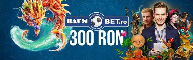 300 RON și 20 de câștigători zilnic