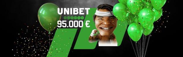 Aniversarea Unibet Poker cu premii de 95.000 €.