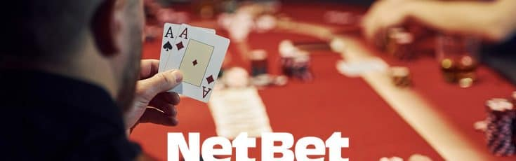 Bonus Netbet Poker Online 2021
