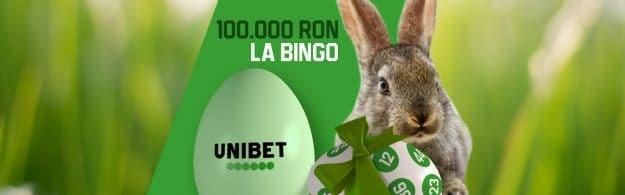 Cash Drop de 100.000 RON la Bingo