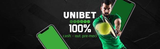 Cash - out pre-meci 100%