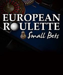 European Roulette Small Bets gratis