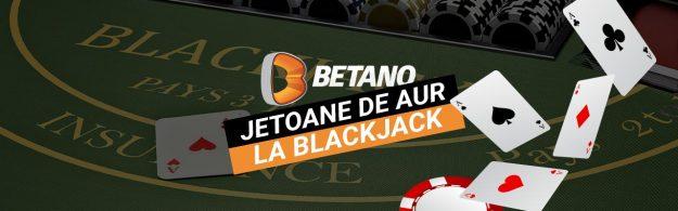 Jetoane de aur la blackjack exclusiv