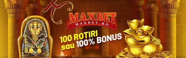 WEEKEND: 100 ROTIRI SAU 100% BONUS