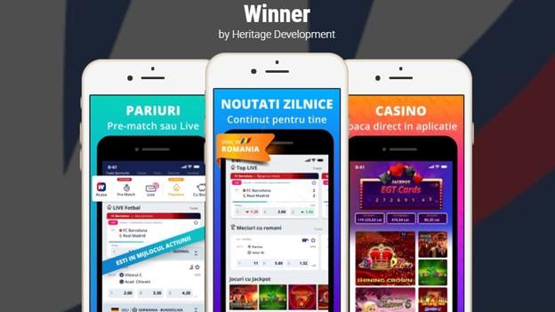 winner aplicatie