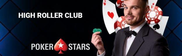 high roller club pokerstars casino