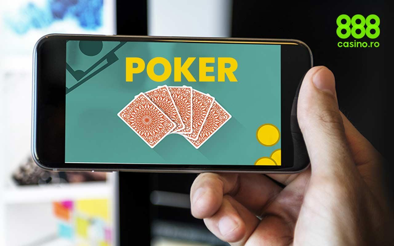 Jocuri Poker 888 Casino