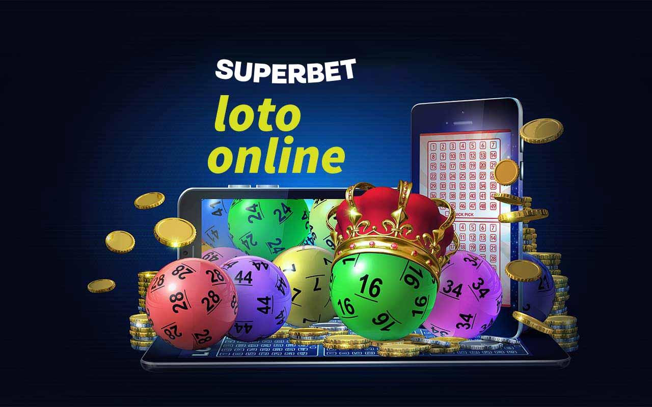 Superbet loto online