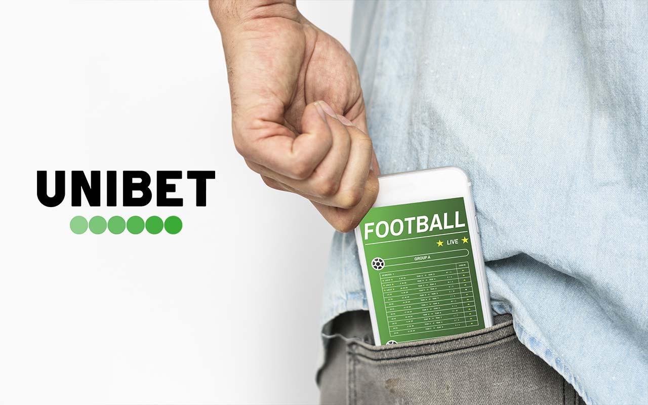 aplicația Unibet mobile casino