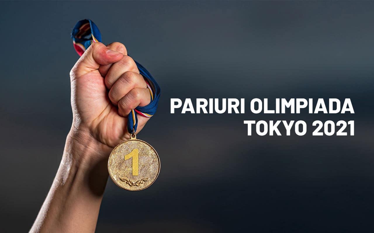pariuri jocurile olimpice de vară 2021