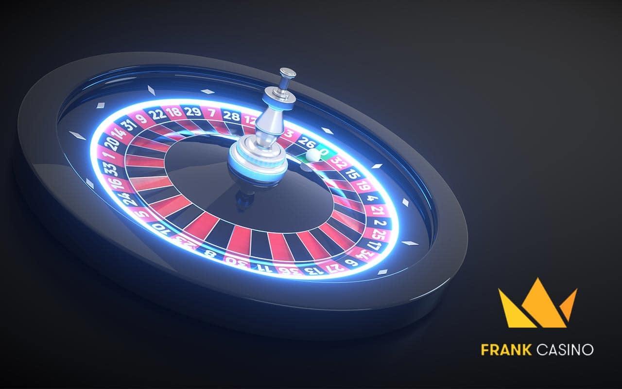 ruletă Frank Casino