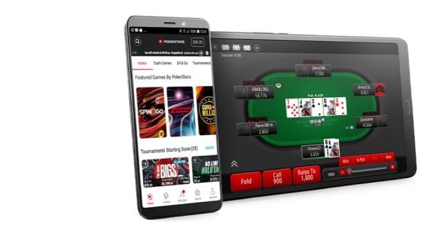 aplicatie pokerstars mobile app
