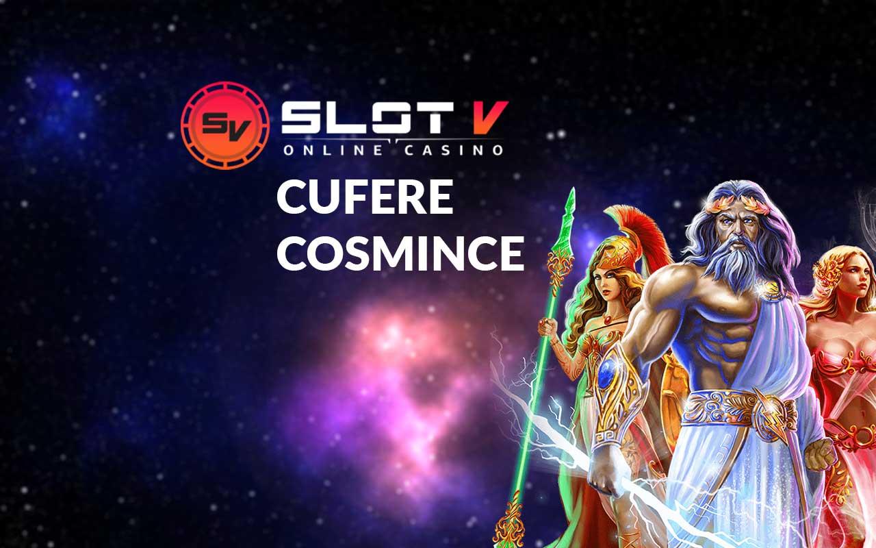 cufere cosmice SlotV Casino