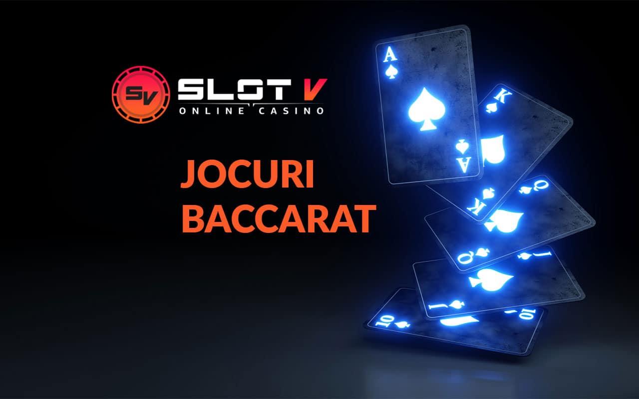 jocuri Baccarat SlotV Casino