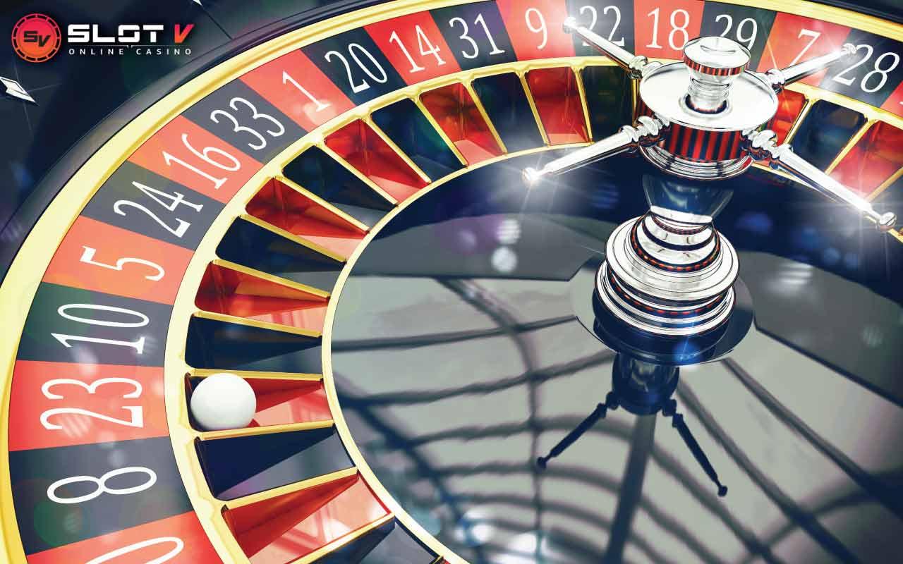 jocuri ruletă SlotV Casino